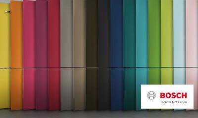 Bosch Vario Kühlschrank : Bosch vario style farbige fronten für ihren kühlschrank küche